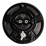 Vortex GC403K V3 Black Gas Cap for Kawasaki Motorcycles