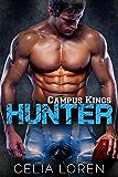 Hunter (Campus Kings): A Football Secret Baby Novel