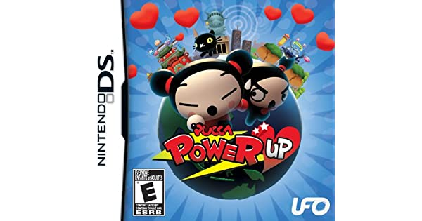 Amazon.com: Pucca Power Up - Nintendo DS: Tommo Inc: Video Games