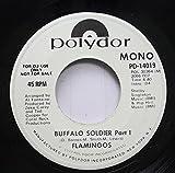 FLAMINGOS 45 RPM Buffalo Soldier / Same