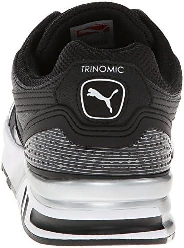 PUMA Herren Trinomic Xt2 Plus Tech m, schwarz, 47 EU: PUMA