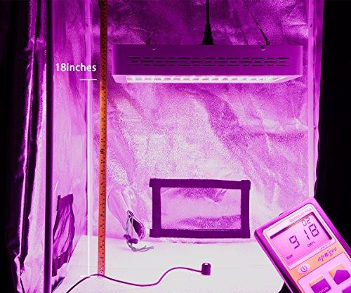 51k6MW%2BbKvL - MarsHydro Mars 600W Led Grow Light Full Spectrum ETL Certificate for Hydroponic Indoor Plants Growing