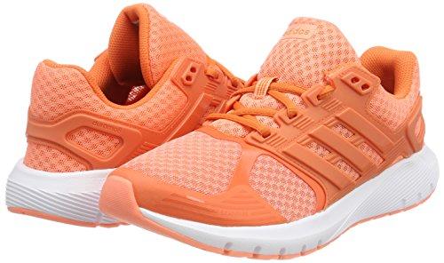 Corail 8 Femme Duramo Adidas craie Pour Chaussures Trace Course Trace Orange De xqfTIz