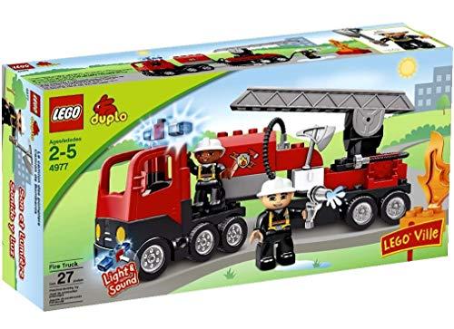 with LEGO DUPLO LEGOVILLE design
