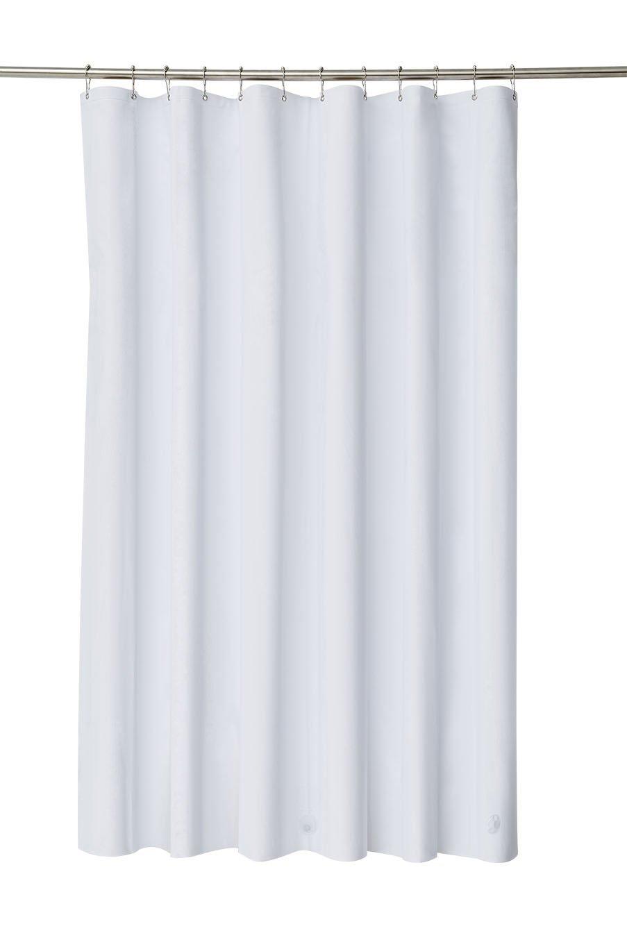 Pinzz poliestere resistente alla muffa tenda per doccia in - Muffa nella doccia ...