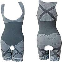 Tummy Slimming Wear Body Shaper Dress - Large Size