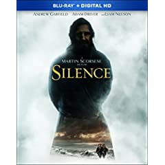 SILENCE arrives on Blu-ray Combo Pack March 28th and on Digital HD March 14th from Paramount
