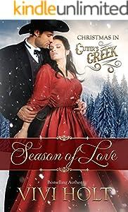 Season of Love (Cutter's Creek Book 11)
