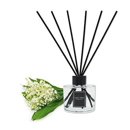 amazon com binca vidou reed diffuser set reed oil diffusers for