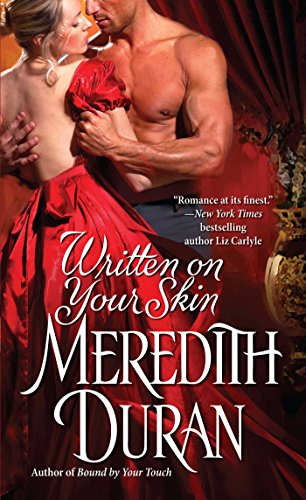 book cover of Written on Your Skin