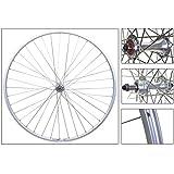 Wheel Master Weinmann LP18 Wheel Set - 700c, 36H, 5/6/7-Speed FW, QR, Silver
