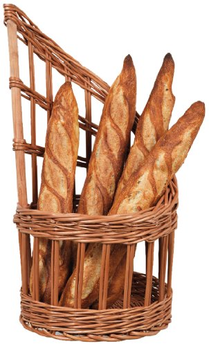 Matfer Bourgeat 573421 Wicker Basket for Bread ()