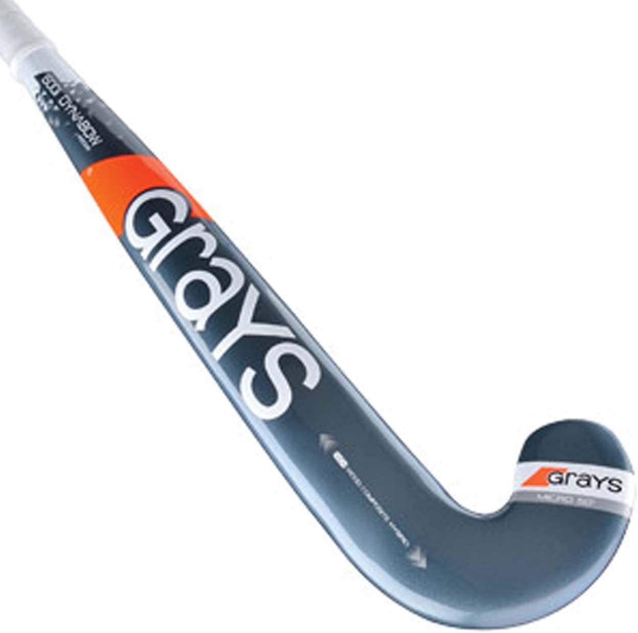 GRAYS 600i Dynabow Sticks Size: 35 Inches Grey : Sports & Outdoors