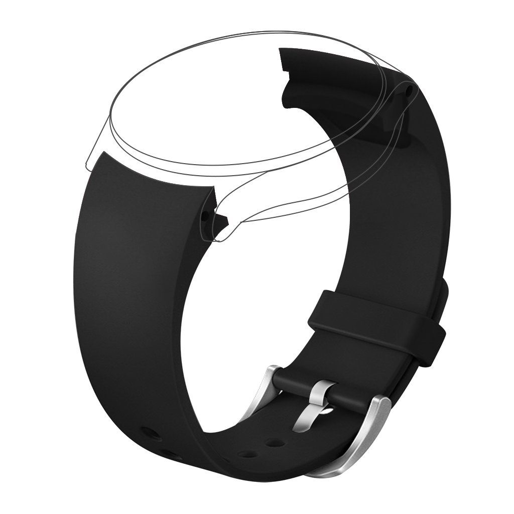 Henoda 20Mm Soft Silicone Replacement Sport Band For Samsung Gear S2 Classic .. 16