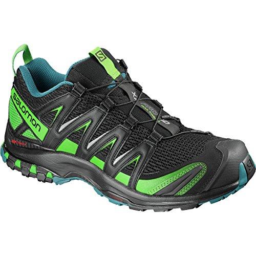 Lime Black Trail Pro 3D Lagoon Shoes Onlime Men's Salomon XA Running Deep wPq4Wa6x
