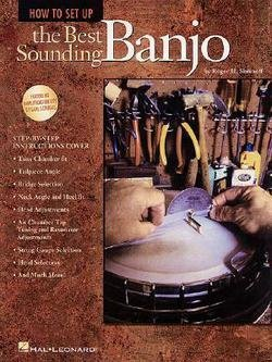 - Roger H. Siminoff: How to Set Up the Best Sounding Banjo (Paperback); 1998 Edition