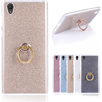 Amazon.com: Sony Xperia L1 Case, Silverback Girls Bling ...