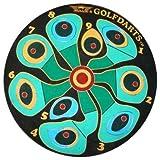 BULLS GOLF COURSE DARTBOARD STEEL TIP