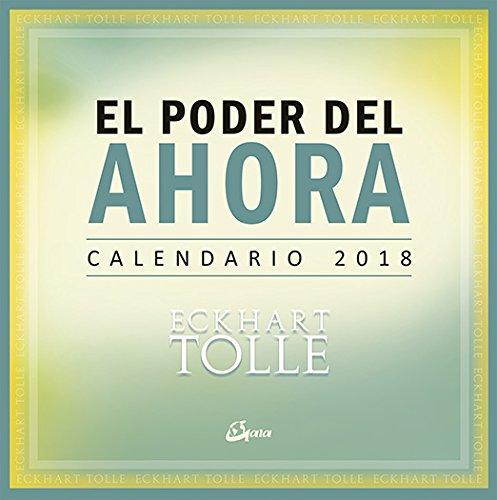 El poder del ahora. Calendario 2018: Amazon.es: Tolle, Eckhart ...