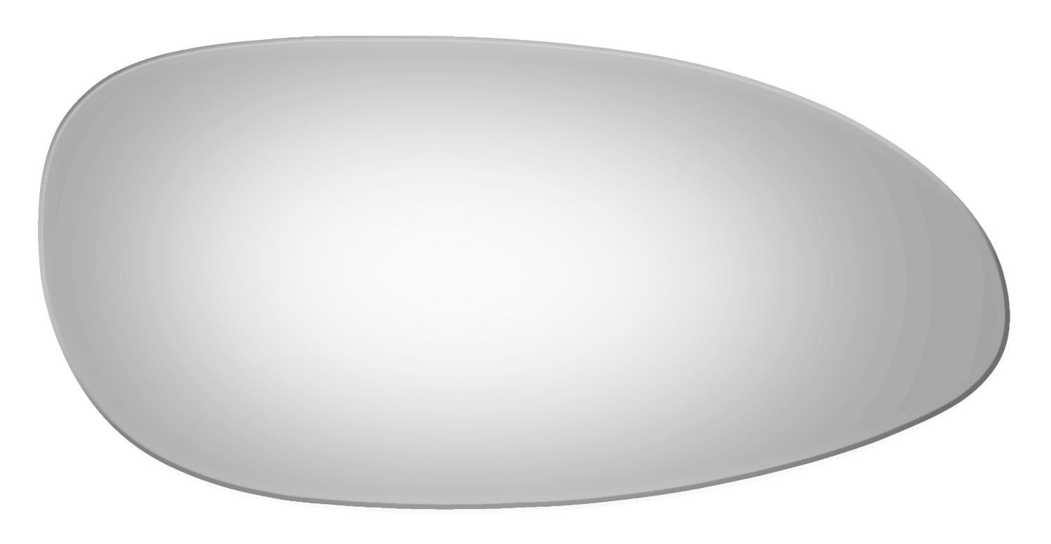 2005-2009 BUICK ALLURE, 2005-2009 BUICK LACROSSE Convex Passenger Side Power Replacement Mirror Glass Burco