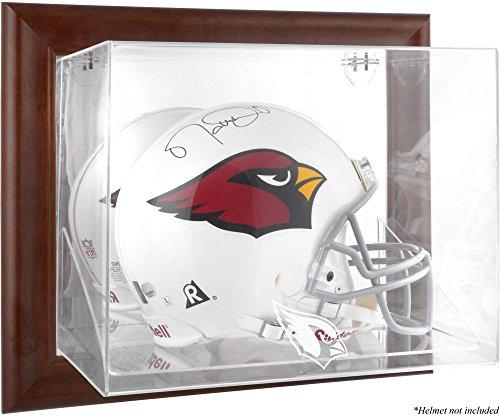 Mounted Memories Arizona Cardinals Brown Helmet Display Case - Arizona Cardinals One Size by Mounted Memories