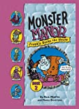 img - for Frankie Rocks the House (Monster Manor) book / textbook / text book