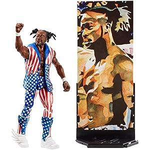 WWE Elite Collection Series # 60 Kofi Kingston Action Figure