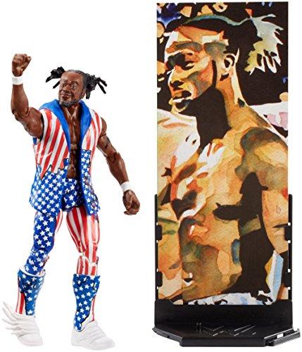 Series # 60 Kofi Kingston Action Figure ()