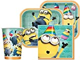Despicable Me Deluxe Party/Pack For 8-2Pack
