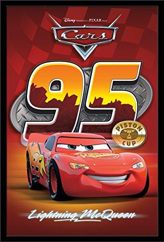 Trends International Cars Lightning McQueen, 22.375