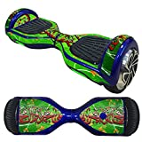 FBSport Board Hover Board Hover Skins Decal,Protective Vinyl Skin Stickers Wrap for 6.5 inches Self Balancing Board HoverScooter Leray Sogo Glyro Swagway X1 Decals Cover( Alphabet )