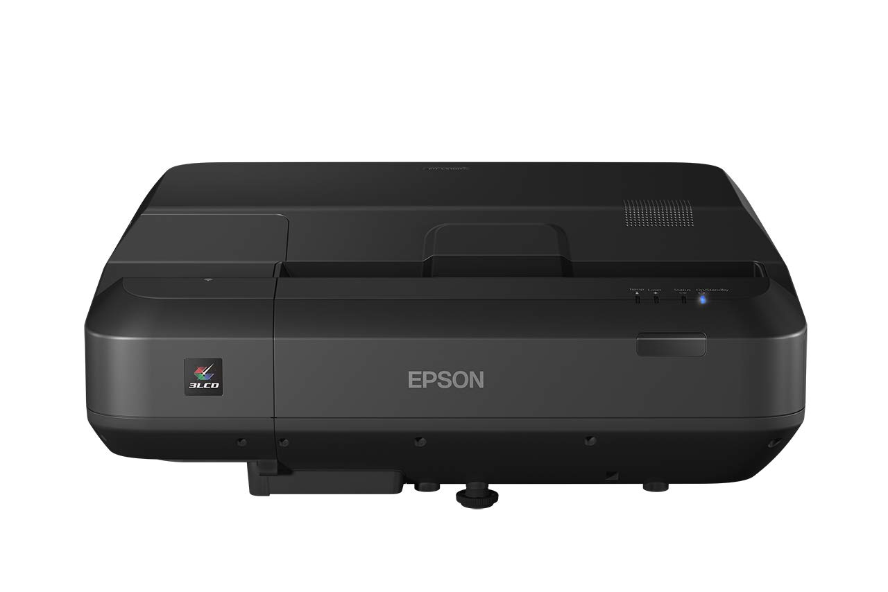 Epson EH-LS100 Video - Proyector (4000 lú menes ANSI, 3LCD, WUXGA (1920x1200), 16:10, 1778 - 3302 mm (70 - 130'), 0,41 - 0,78 m) Epson EH-LS100 Video - Proyector (4000 lúmenes ANSI 1778 - 3302 mm (70 - 130) V11H879540