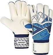 SELLS Wrap Aqua Cyclone Goalkeeper Gloves Size