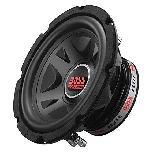 """BOSS Audio Elite BE8D 8"""" Dual Voice Coil Subwoofer"""