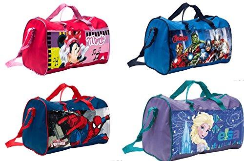 Bolsa de deporte de Frozen/Minnie/Vengadores/Spiderman, para ...