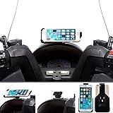 Ultimateaddons Cyclomoteur Scooter 3M Taille s Adhésif Montage et support dédié pour Apple iPhone 6 plus 6s plus 14cm - Aucun