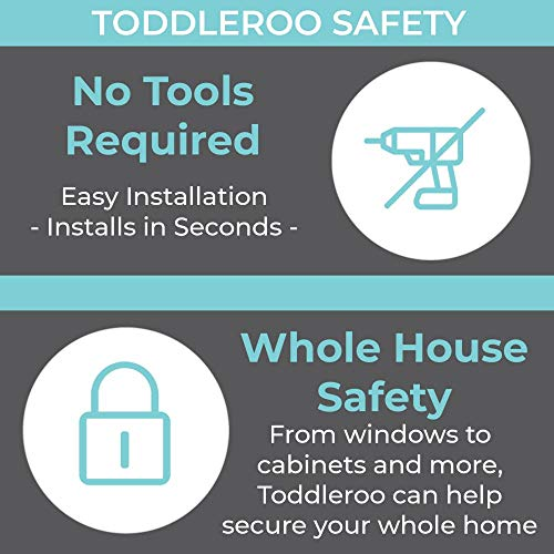 51k6XGbf9lL Toddleroo by North States Plug Protectors   Fits Two and Three pronged outlets for Quick Coverage in Seconds   Baby proofing with Confidence (36-Pack, Soft White)    Now that your crawler is on the move, it's time for childproofing with the Toddleroo by North States Plug Protectors. The 36-pack made of strong and durable PVC helps protect your child from electrical hazards. The last thing you want is fingers and other items poked into an unused outlet. Fits all two- and three-pronged outlets for a simple solution to your tot's curiosity. For quick coverage in just seconds for multiple rooms in your home, the Plug Protectors require no tools to install. Just push into any outlet; that's it. They are also easy to remove and reusable, so if you have a future move planned, simply take them with you. The soft white color blends with standard outlets and stylishly goes with any home decor.