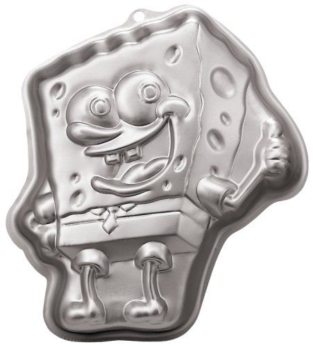 Wilton SpongeBob Square Pants Cake Pan