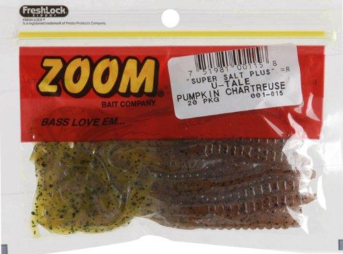 Zoom U-tail Worm - 6