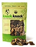 Chicken Assortments 8 oz Natural Dog Treats, Fully Digestible, No Preservatives or Additives, Low Fat High Protein Single Ingredient by Knick Knack, USDA-Approved For Sale