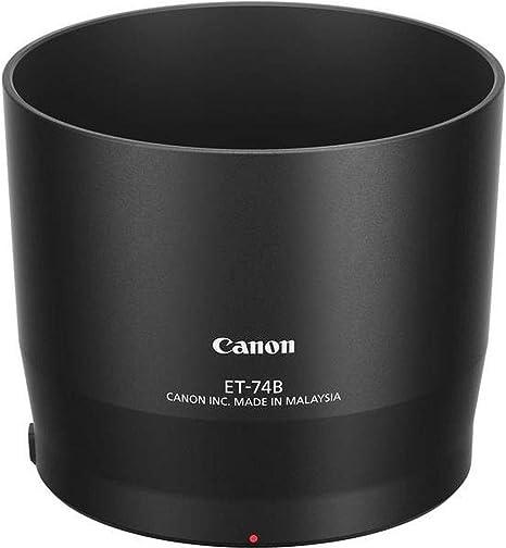 ET-74B Lens Hood For Canon EF 70-300 mm f//4-5.6 IS II USM Lens