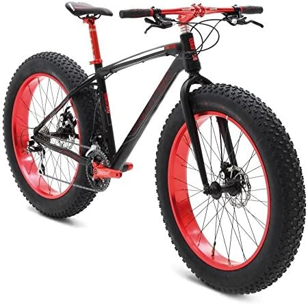 Vertek - Bicicleta fat bike «Big Boy», de aluminio, neumáticos: 26 ...