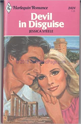 Book Devil in Disguise (Harlequin Romance, 2424)