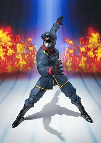 Bandai S.H. Figuarts Brocken Jr. Kinnikuman Muscle Man Figura de acción, modelo de personaje