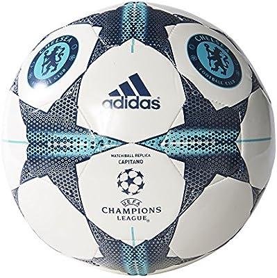 adidas Finale 15 CFC Capitano - Pelota de fútbol, Talla 5: Amazon ...