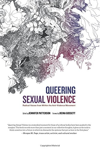 queering sexual violence radical voices from in the anti  queering sexual violence radical voices from in the anti violence movement jennifer patterson 9781626012738 com books