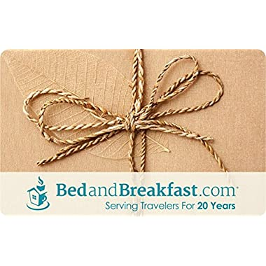 BedandBreakfast.com Gift Card