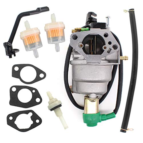 - USPEEDA Carburetor for Champion Power CPE 41532 439CC 7000 9000 Watt 16HP Generator Manual