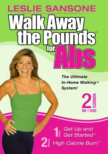 Leslie Sansone: Walk Away The Pounds For Abs 1 & 2 Mile by Leslie Sansone