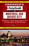 #7: Frommer's EasyGuide to Montreal and Quebec City